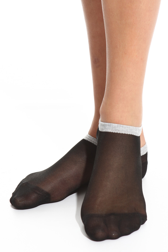 Viscose socks Intrend