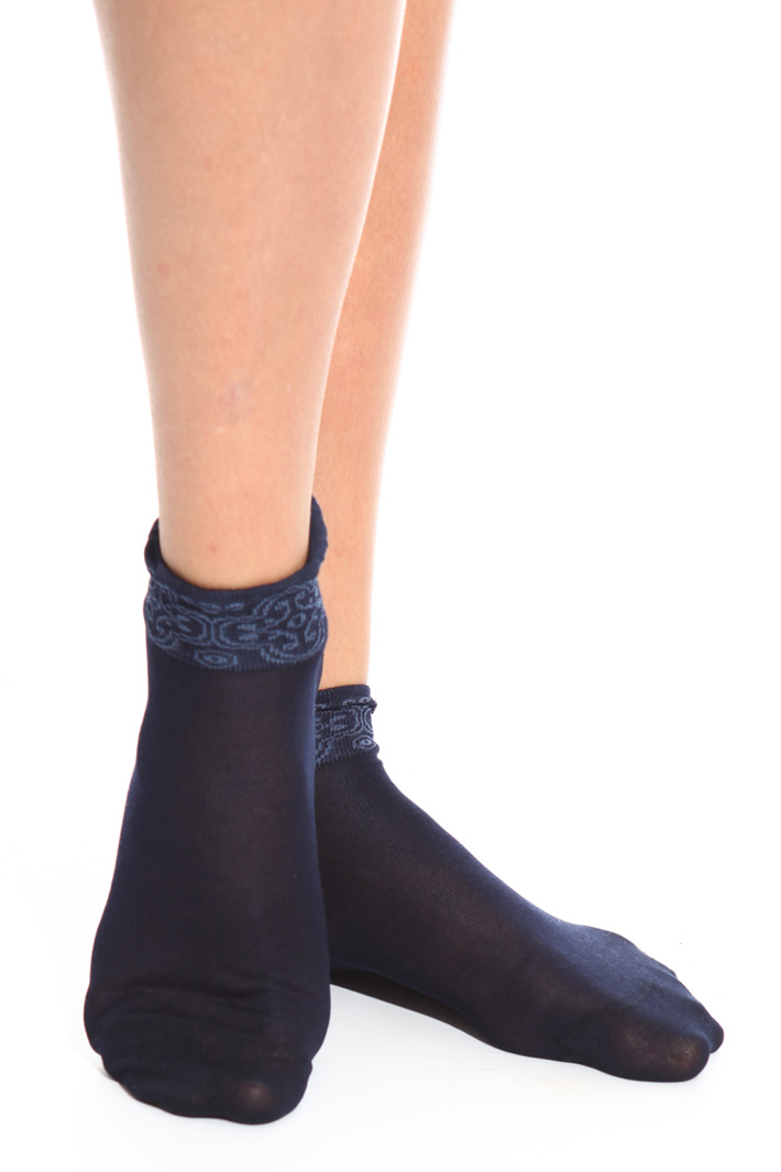 Decorative trim socks Diffusione Tessile