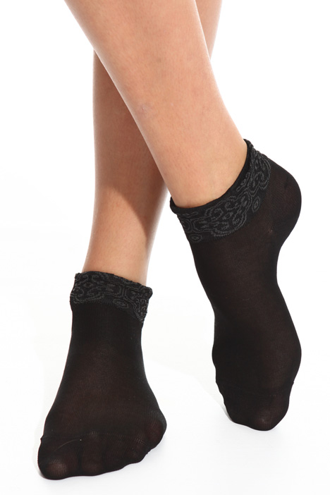 Decorative trim socks Intrend