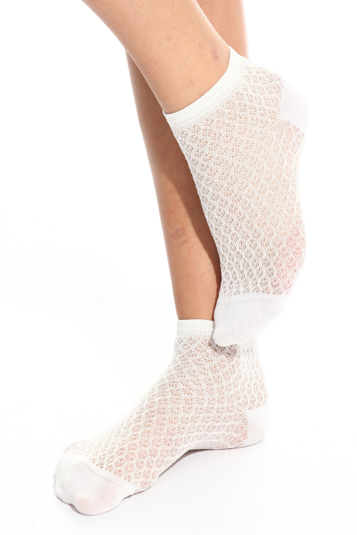 Mesh socks Diffusione Tessile
