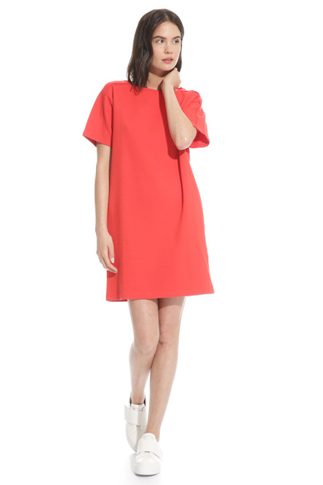 Pique jersey dress  Diffusione Tessile
