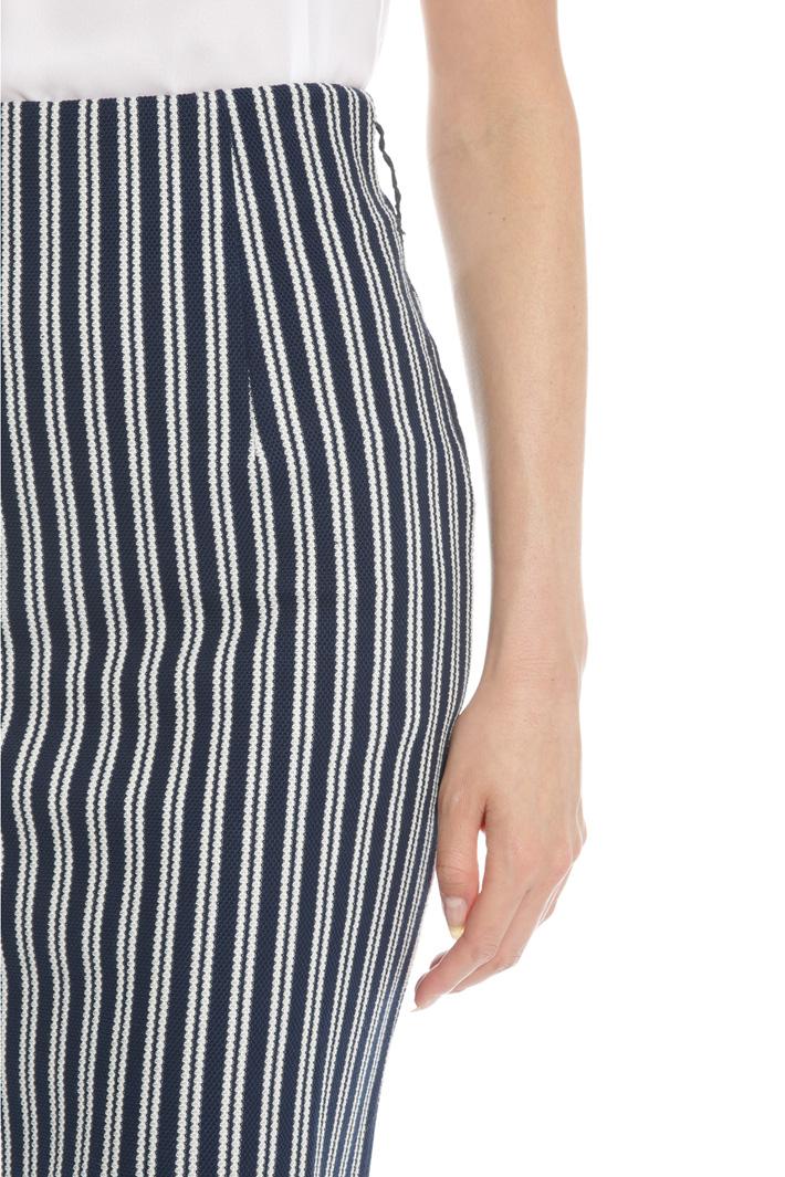 Jersey pique skirt Intrend