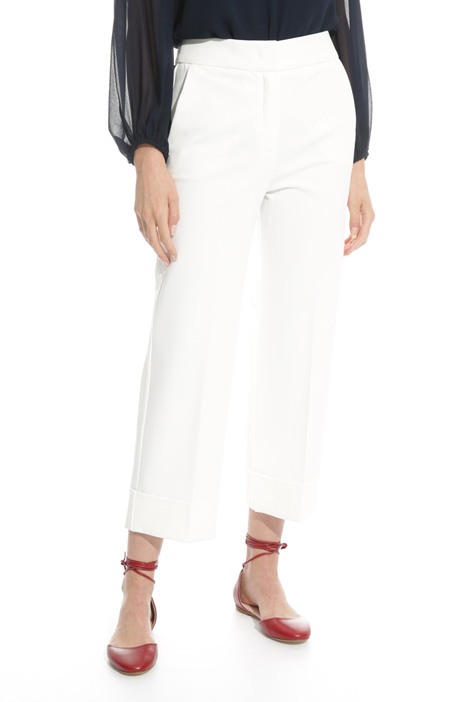 Heavy jersey trousers Diffusione Tessile