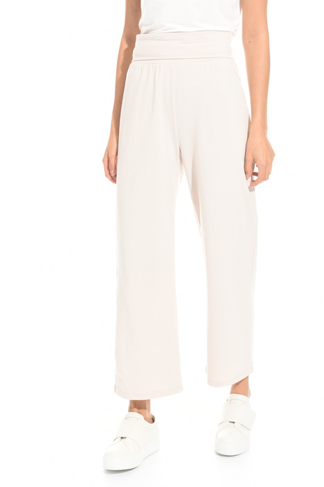 Straight fit cotton trousers Diffusione Tessile
