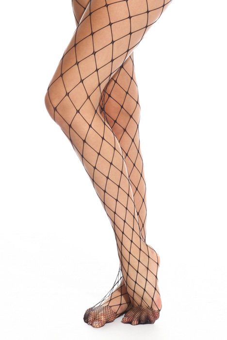 Mesh tights Intrend
