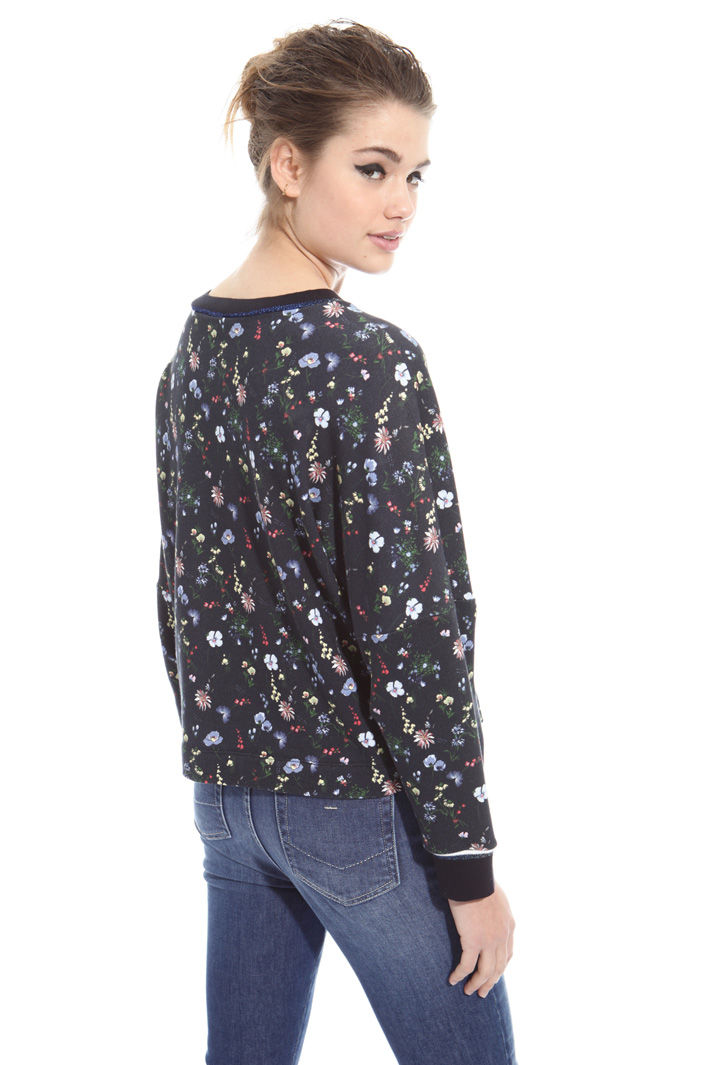Light printed sweatshirt Intrend