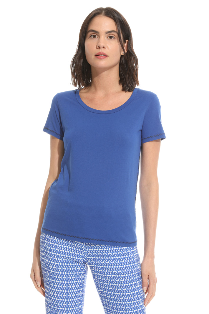T-shirt in jersey cotone Intrend