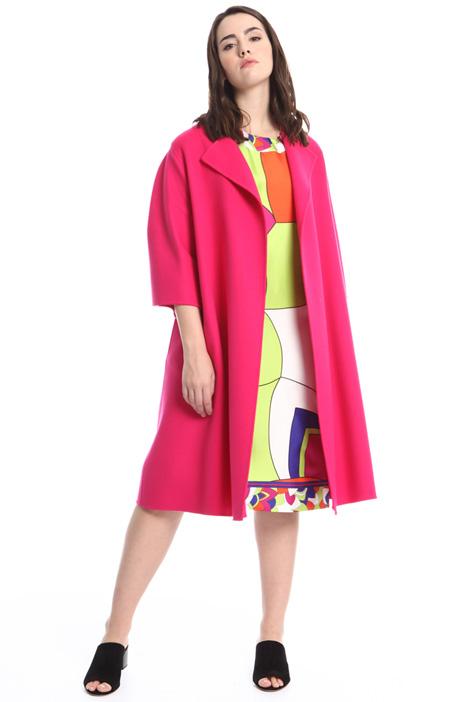 Cappotto in lana e cachemire Diffusione Tessile
