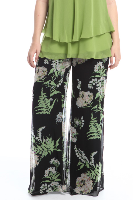 Pantaloni in georgette Intrend