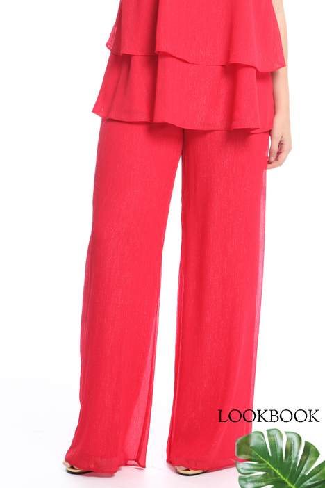 Crepon palazzo trousers Intrend