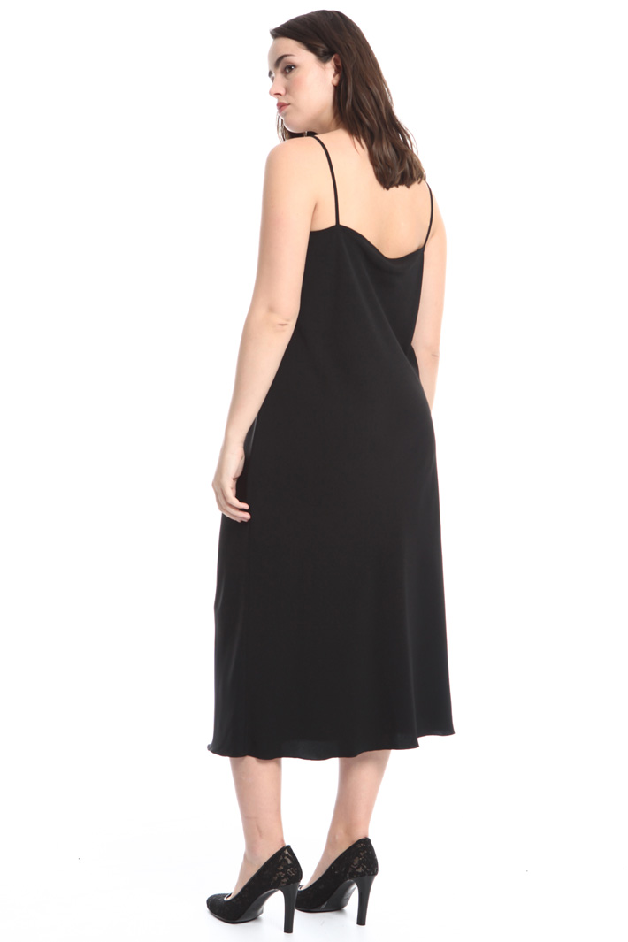 Fluido fabric dress Intrend