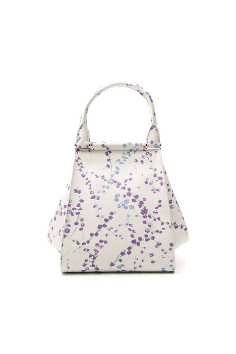 Shopper in pelle Diffusione Tessile