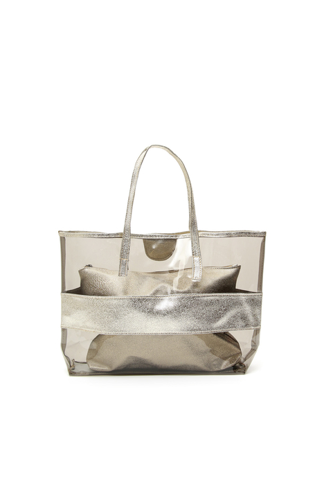 Clear shopping bag Intrend