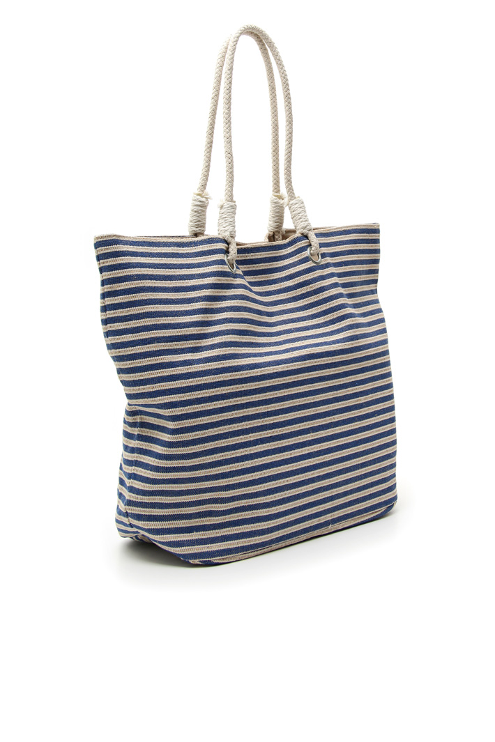 Canvas shopping bag Intrend