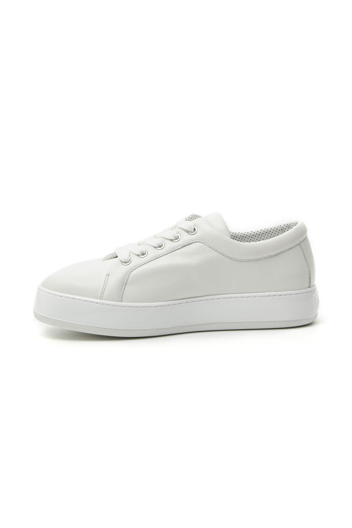 Real leather sneakers Diffusione Tessile