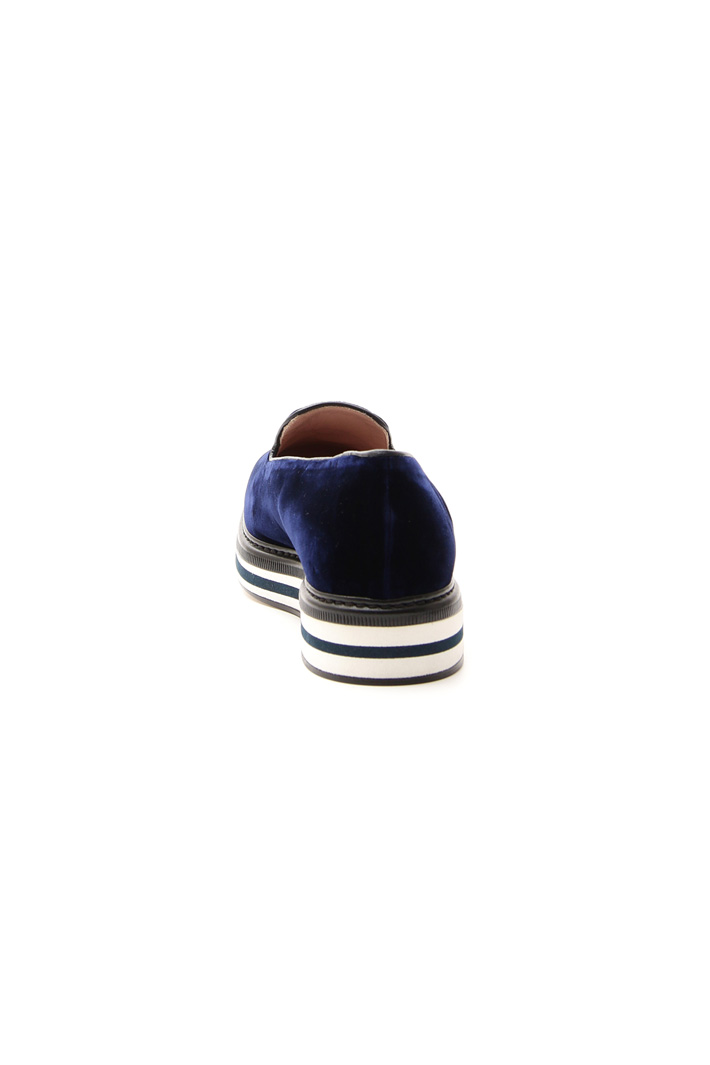 Velvet moccasin Diffusione Tessile