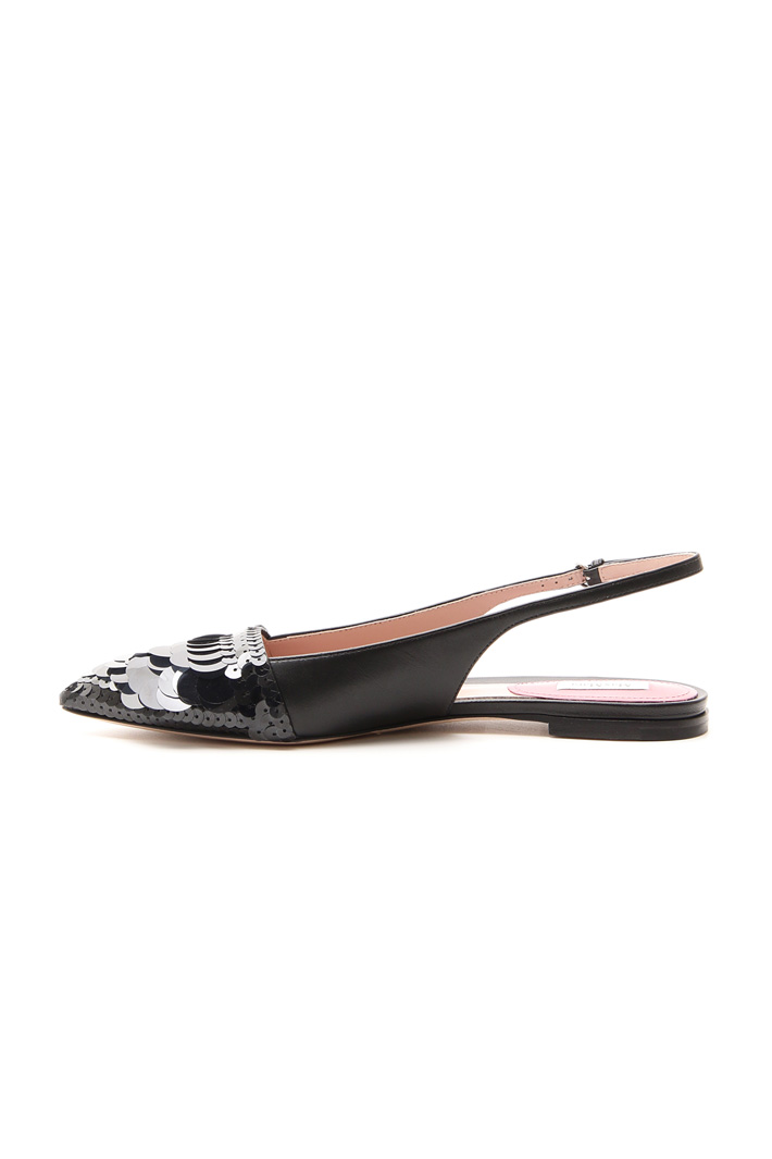Sling back ballerinas Intrend