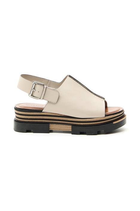 Platform sandal Diffusione Tessile