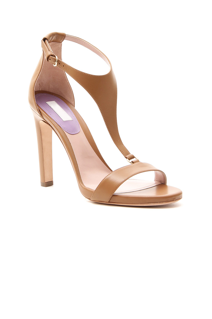 Genuine leather sandals Intrend