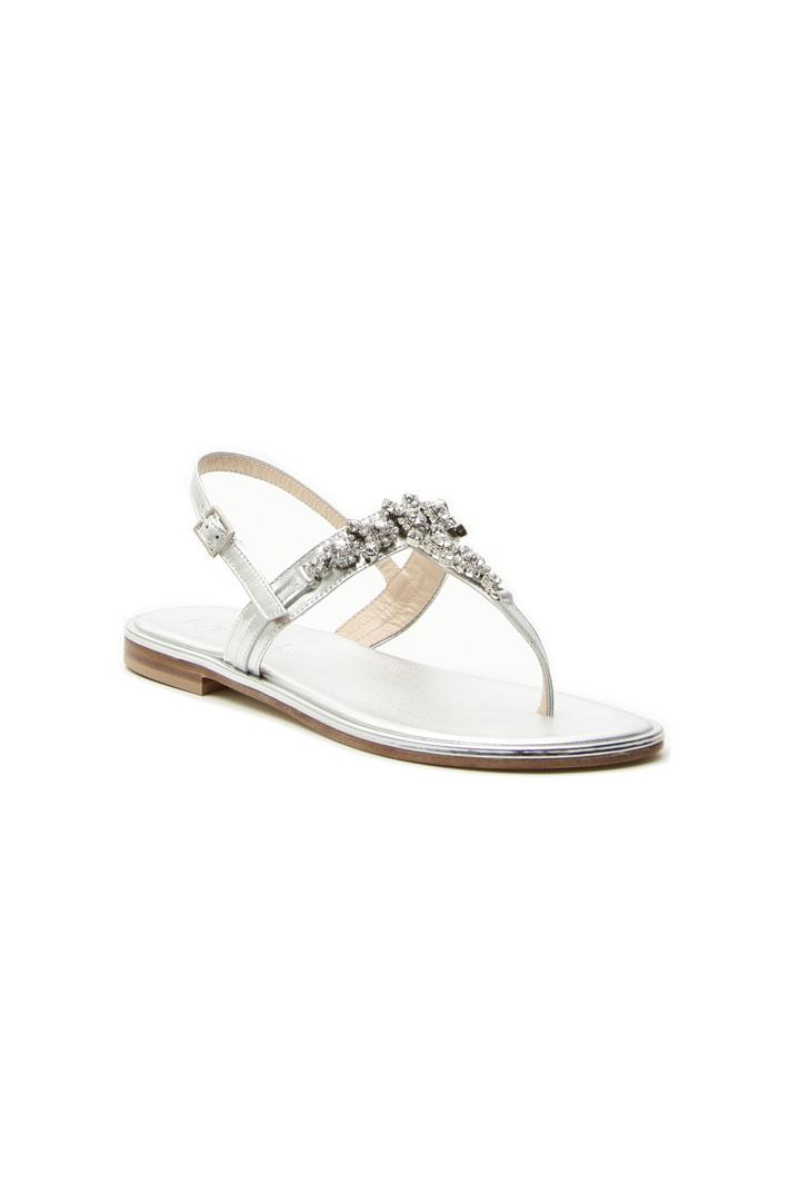 Bijou flat sandals Diffusione Tessile