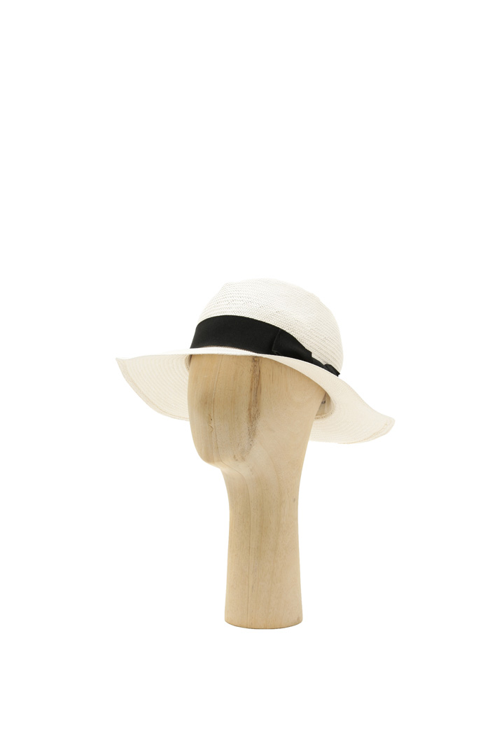 Woven paper Panama hat Intrend