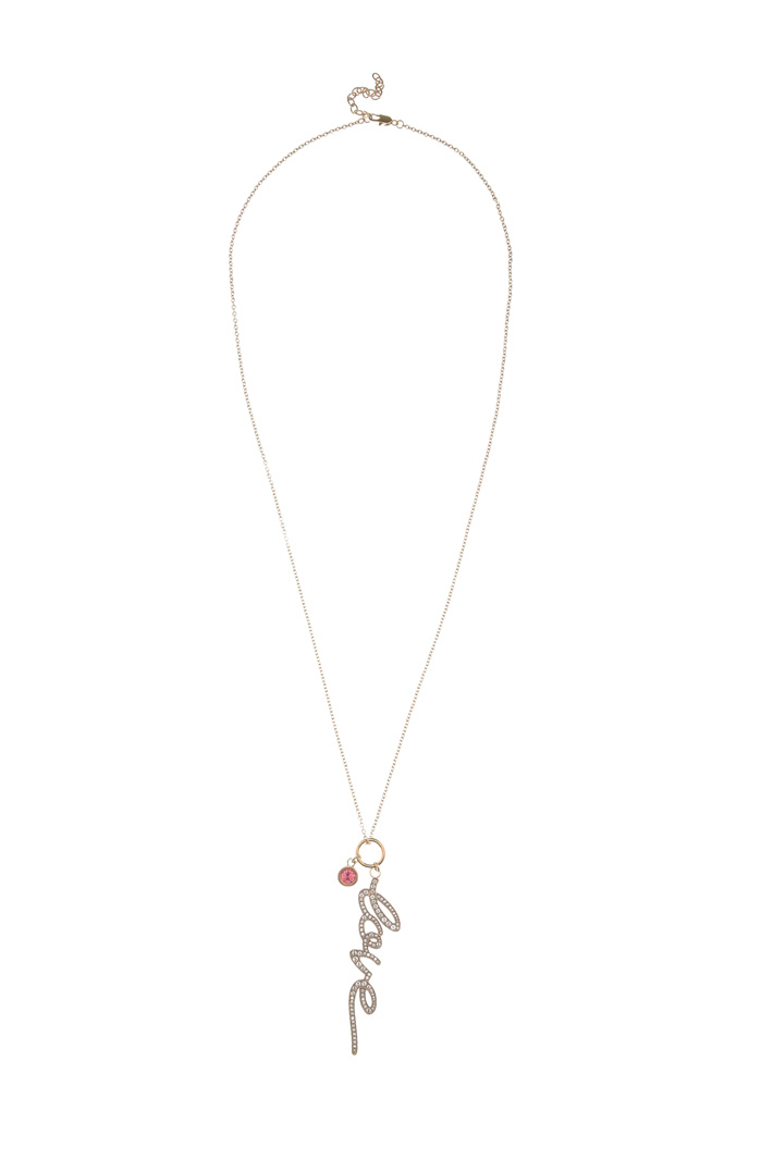 Charm necklace Diffusione Tessile