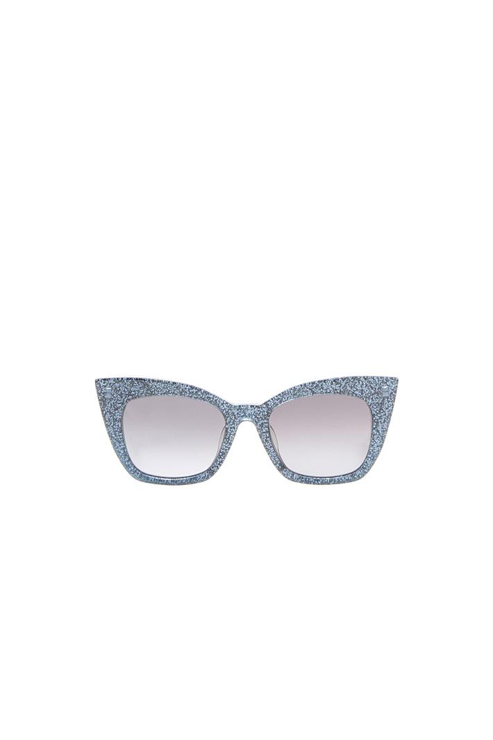 Glitter cat-eye sunglasses Intrend