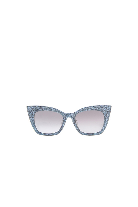 Glitter cat-eye sunglasses Intrend