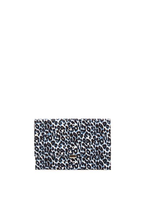 Pochette in canvas stampato Diffusione Tessile