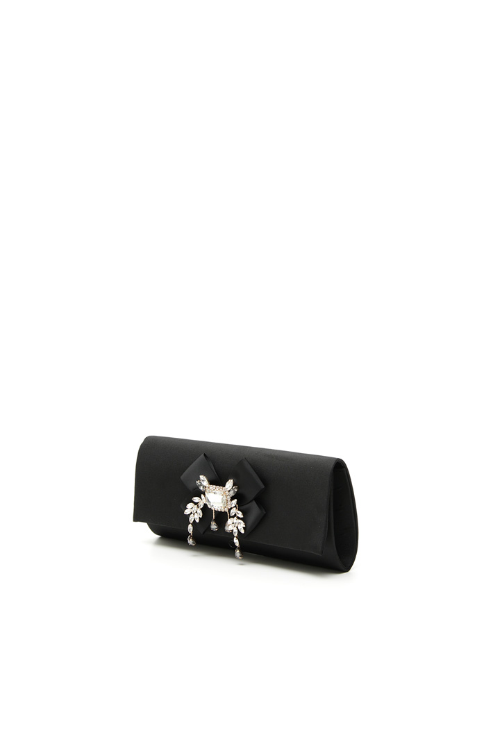 Fabric-covered pochette Diffusione Tessile