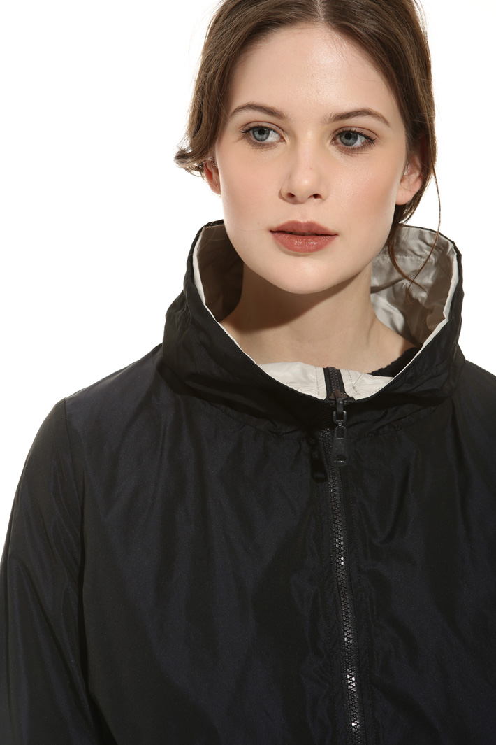 Reversible water proof parka Intrend