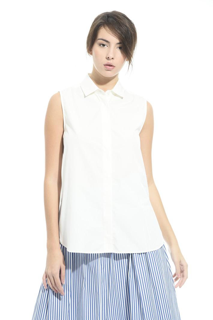 Sleeveless shirt Intrend