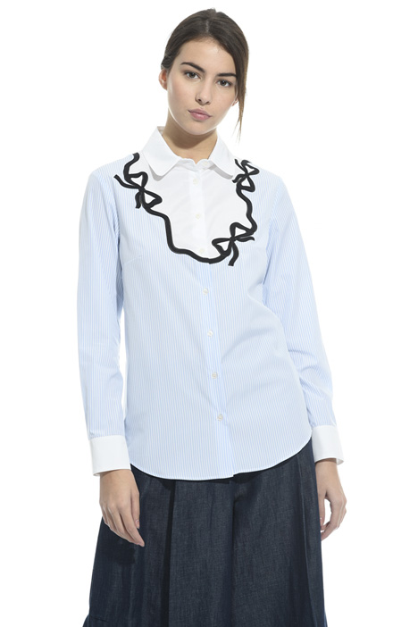 Embroidered shirt Diffusione Tessile