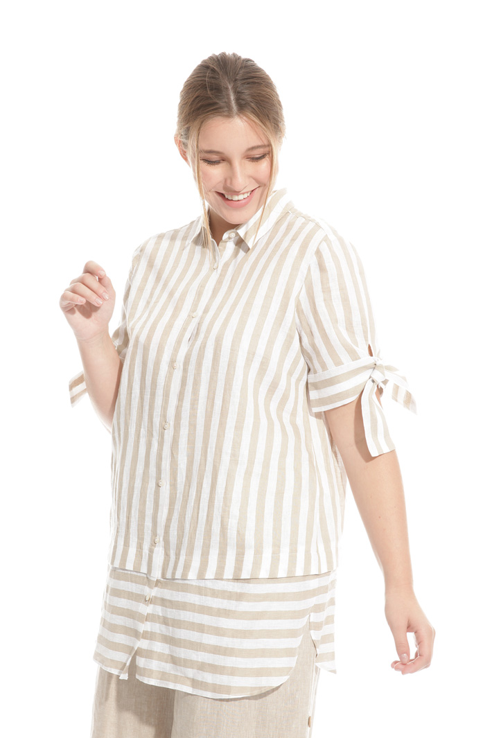 Linen and cotton shirt Intrend