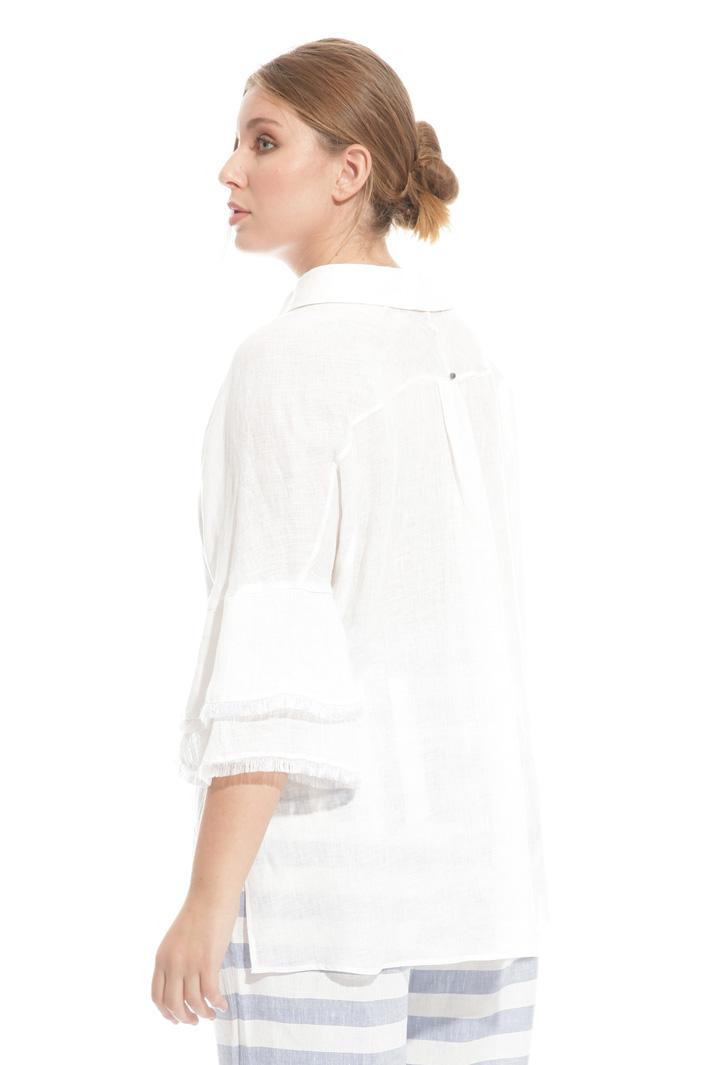 Camicia in lino leggero Intrend