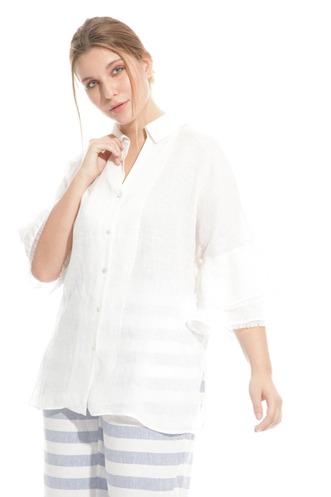 Lightweight linen shirt Intrend