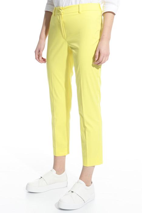 Pantalone capri in cotone Diffusione Tessile