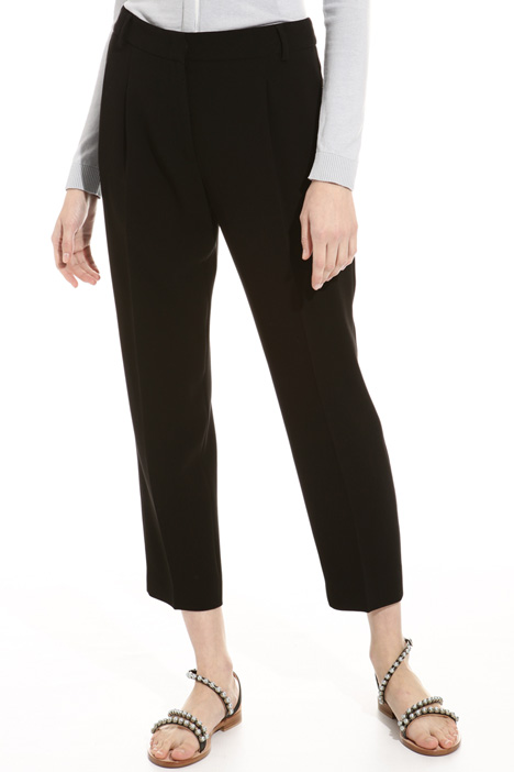 Fluido cady trousers Intrend