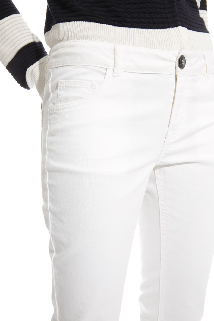 Five pocket trousers Intrend