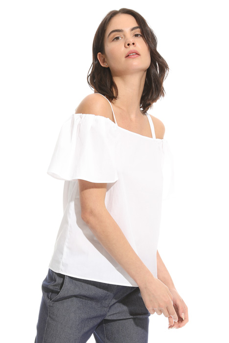 Pure cotton top Diffusione Tessile
