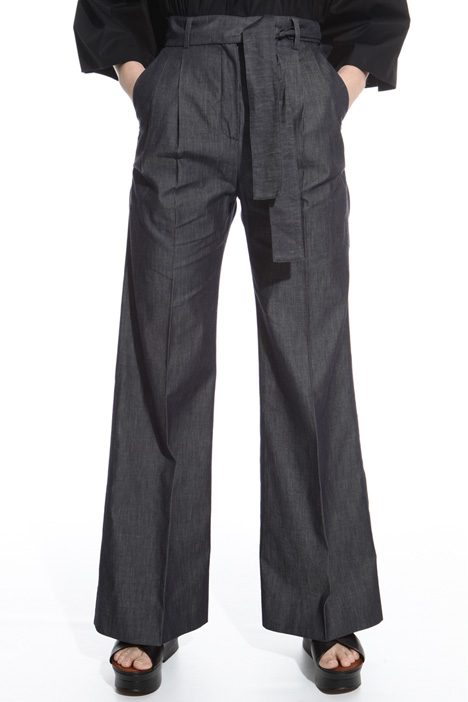Pantalone in denim leggero Intrend