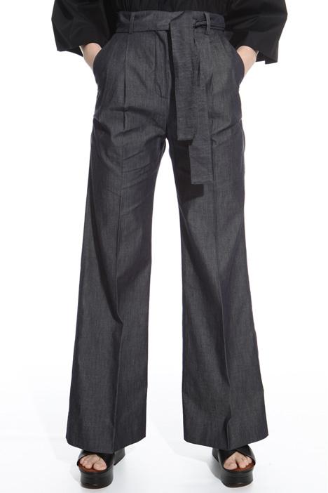 Pantalone in denim leggero Diffusione Tessile