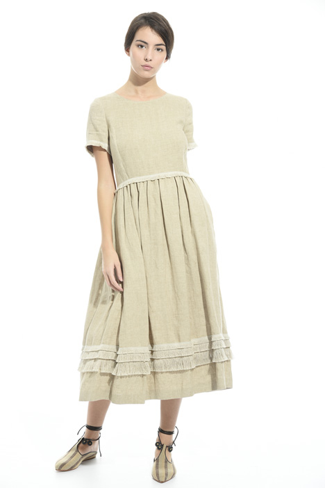 Fringed dress Intrend