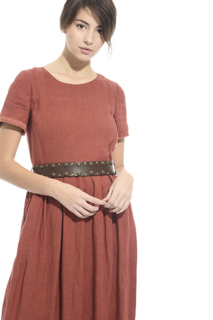 Fringed dress Intrend