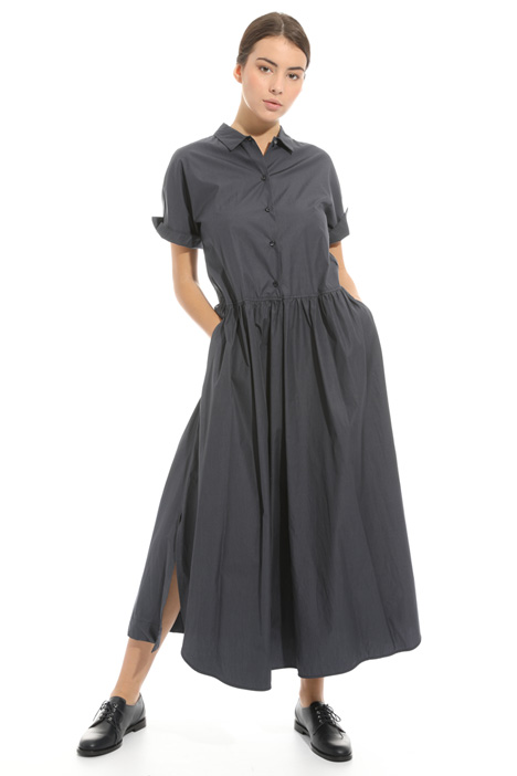 Poplin chemiser dress Intrend