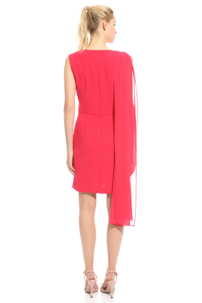 Pleated panel dress Intrend