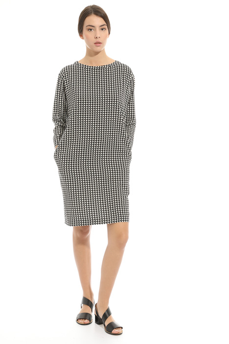 Fluid cady tunic dress Intrend