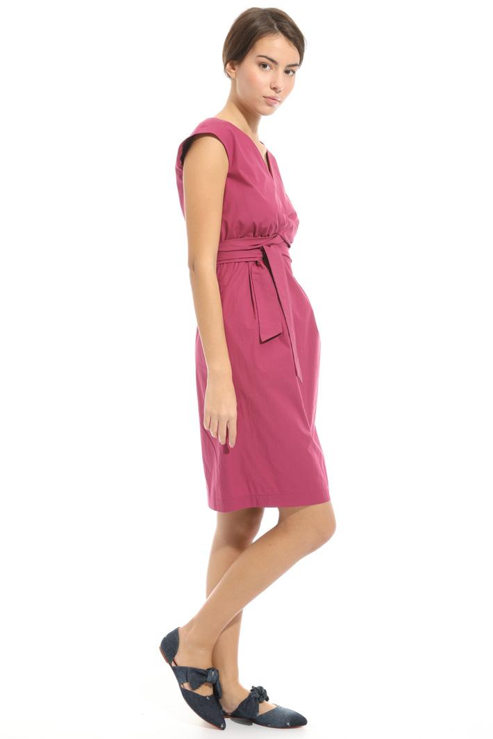 Crossed dress Intrend