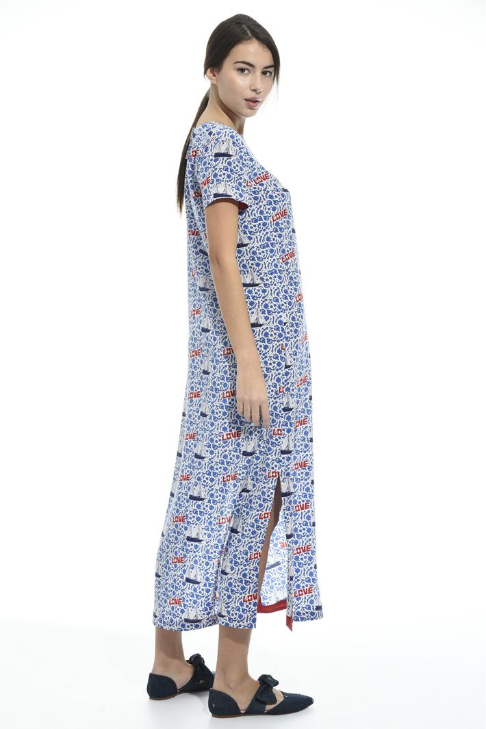 Silk tunic dress  Intrend