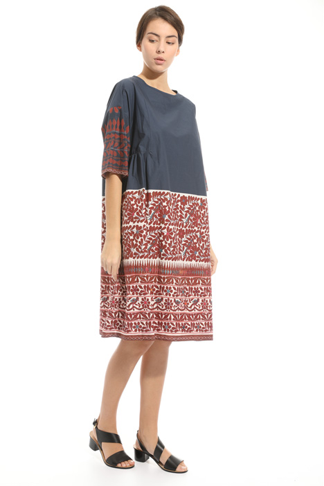 Printed cotton dress Diffusione Tessile